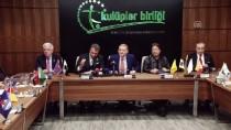 KULÜPLER BİRLİĞİ - Kulüpler Birliği Vakfının Yeni Başkanı Fikret Orman
