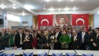 MUSTAFA AK - Kuşadası Esnaf Odası'nın Yeni Başkanı Ahmet Çalım