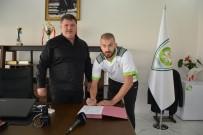 AKHİSAR BELEDİYESPOR - Manisa BBSK'ya 2.05'Lik Dev Pivot