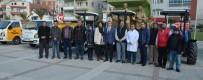 DAR SOKAKLAR - Manisa'nın İlk Hayvan Ambulansı Turgutlu'da
