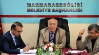 BORU HATTI - Marmaraereğlisi Belediyesi Şubat Ayı Meclis Toplantısı