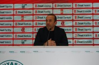 MEHMET ÖZDİLEK - Mehmet Özdilek Açıklaması 'Bu Maçı Unutup Başakşehir Maçına Konsantre Olacağız'