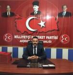 TAHRAN - MHP Akşehir İlçe Teşkilatında Görev Dağılımı Yapıldı