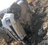 Midyat'ta Trafik Kazası Açıklaması 5 Yaralı