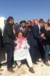 DOĞUBEYAZıT - Milletvekili Yılmaz, Şehit Hemşehrisinin Cenazesinde Teröre Meydan Okudu