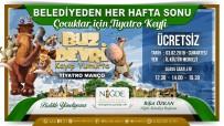 BUZ DEVRI - Niğde Belediye Başkanı Özkan'dan Çocuklara Tiyatro Müjdesi