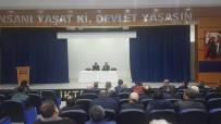 HALK MECLİSİ - Pazaryeri'nde Halk Meclisi Toplantısı Yapıldı