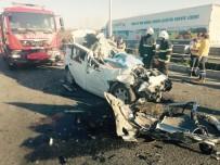 KAYNAR - Samsun'da Feci Kaza Açıklaması 2 Ölü