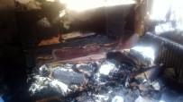 SARIYER - Sarıyer'de 3 Katlı Binada Çıkan Yangının Bilançosu Gün Ağarınca Ortaya Çıktı