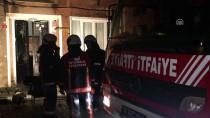 SARIYER - Sarıyer'de Ev Yangını Açıklaması 2 Ölü, 1 Yaralı