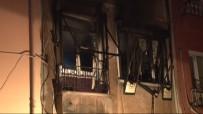 SARIYER - Sarıyer'de Yangın Açıklaması 2 Ölü 1 Yaralı