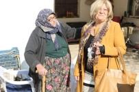 ÇıNAROBA - Sosyal Doku Projesi Saruhanlı'dan Başladı