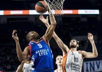 EFES - THY Euroleague Açıklaması Anadolu Efes Açıklaması 82 - Valencia Basket Açıklaması 66