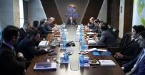 YAŞAR ÖZTÜRK - 'TR61 Yeşil Endüstri Bölgesi' Değerlendirme Toplantısı Bakan Özlü'nün Katılımıyla Yapıldı