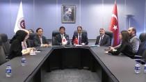 GÜMRÜK BIRLIĞI - Türkiye-Japonya Serbest Ticaret Anlaşması Müzakere Görüşmeleri