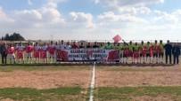 Üniversitenin Futbol Takımı Mehmetçik'in Yanında