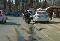 LOZAN - Uyuşturucudan Aranan Zanlı Motosiklet Denetiminde Yakalandı