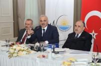 BURHAN KAYATÜRK - Vali Zorluoğlu, 2018 Yılı Projelerini Açıkladı