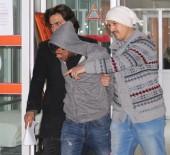 Valizinde Patlayıcı İle Yakalandı