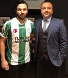 VOLKAN ŞEN - Volkan Şen Atiker Konyaspor Formasını Giydi