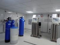 SU ARITMA CİHAZI - Yardım Vakfı'ndan Diyaliz Merkezine Su Arıtma Cihazı