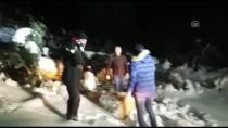 OFF ROAD - Yaylada Mahsur Kalan 12 Kişi Kurtarıldı