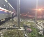 AHMET CAN - Yolcu Treni Motosiklete Çarptı Açıklaması 2 Ölü