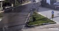 MOBESE - Zonguldak'taki Trafik Kazası Mobeseye Yansıdı