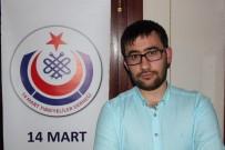TÜRK TABIPLER BIRLIĞI - 14 Mart Tıbbiyeliler Derneği Türk Askerinin Yanında