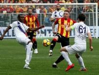 ÖZER HURMACı - 6 gollü Göztepe - Osmanlıspor maçı nefes kesti!