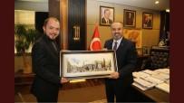 MILLI PARKLAR GENEL MÜDÜRLÜĞÜ - AK Parti Bilecik İl Başkanı Karabıyık'tan Bursa Çıkartması