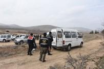 ÇUKURAMBAR - Ankara Vergi Dairesindeki Patlamayla İlgili Aksaray'da Suriyeli Kadın Gözaltına Alındı