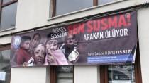 HAYIRSEVERLER - Arakanlılara Sözünü Tutmak İçin Tek Başına Yardım Topluyor