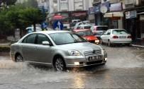 EDREMİT KÖRFEZİ - Aydın'da Kuvvetli Yağış Bekleniyor
