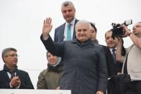CEVDET YILMAZ - Başbakan Yıldırım'dan Sabuncubeli Müjdesi