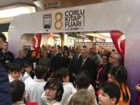 KADİR ALBAYRAK - Başkan Albayrak Kitap Fuarı Açılış Törenine Katıldı