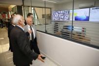 İSMAİL TAMER - Başkan  Büyükkılıç STK'lara Belediye Çalışmalarını Anlattı