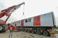 TOPLU TAŞIMA ARACI - Başkent'in Metro Araç Filosu Artıyor