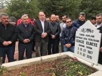 BAŞPEHLİVAN - Başpehlivan Cengiz Elbeye Mezarı Başında Anıldı