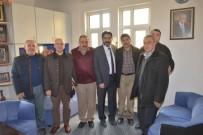 MEHMED ALI SARAOĞLU - Belediye Başkanı Saraoğlu Açıklaması Ortak Akılla Yapılan İşler Faydalı Olur