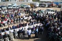 MÜKERREM TOLLU - Belediye Personeli Gönül Sofrasında Buluştu