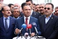 Bozdağ Açıklaması 'Türk İsmini Taşımaya Layık Olmayanlara Karşı Sessiz Kalamayız'