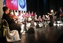 SANAT MÜZİĞİ - Büyükşehir Konservatuarından Salihli'de Sanat Müziği Ziyafeti