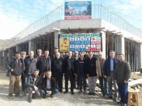 YARDIM KAMPANYASI - Cami İnşaatı Hayırsever Vatandaşların Yardımlarını Bekliyor