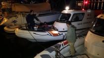 KÜÇÜKKUYU - Çanakkale'de 10 Kaçak Göçmen Yakalandı