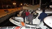 ASSOS - Çanakkale'de 10 Kaçak Yakalandı