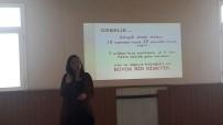 GENÇ KADIN - Ceylanpınar Belediye'sinden Sağlıkta Gelecek Eğitimi