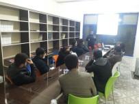 CEYLANPINAR - Ceylanpınar'da Girişimcilik Kursu Sona Erdi