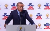 İSTANBUL İL BAŞKANLIĞI - Cumhurbaşkanı Erdoğan'dan STK'larla İlgili Önemli Açıklama