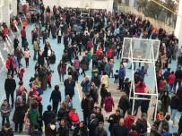 EĞİTİM KALİTESİ - Diyarbakır'da 'Bursluluk Sınavı' İzdihamı